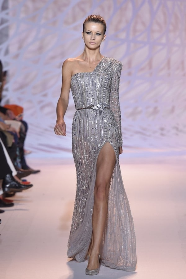 Zuhair Murad Couture Fall 2014 Collection
