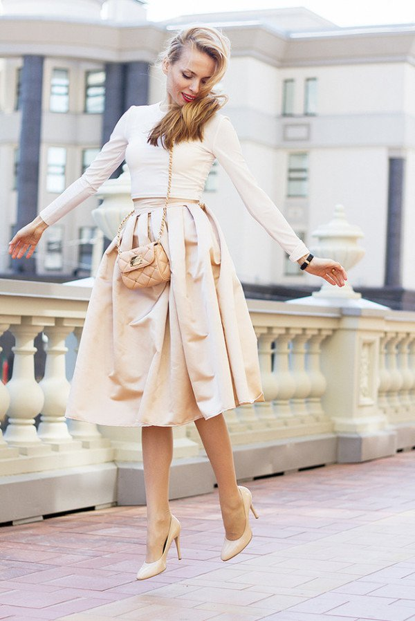 Fashionable Combinations That Every Girl Dreams About