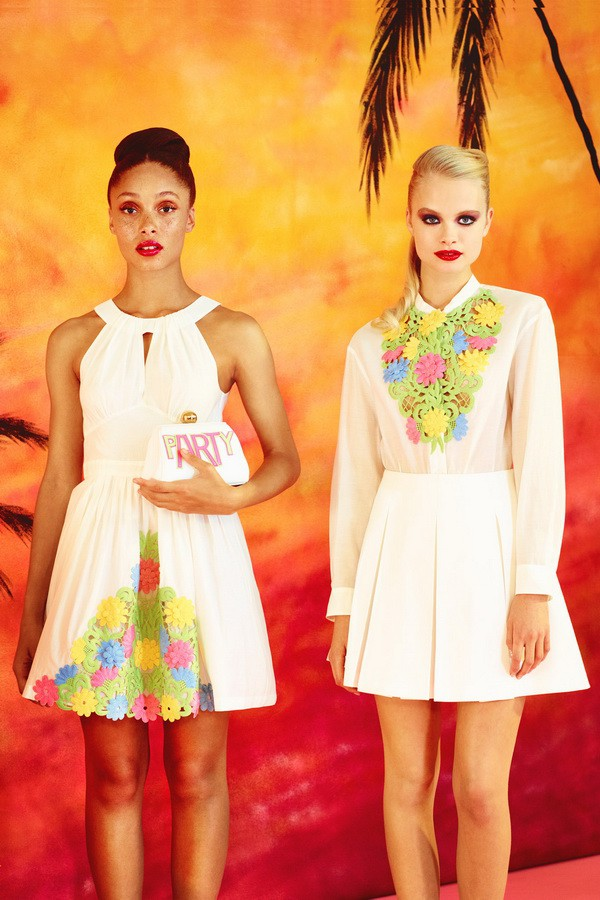 Moschino Cheap and Chic SS14