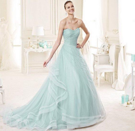 48 STUNNING WHITE WEDDING DRESSES FROM \