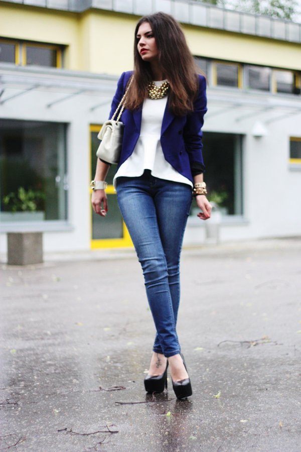 18 Cool Ways How To Wear Blazers For This Fall