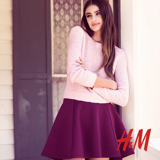 Autumn Fashion Suggestions From H & M   2014