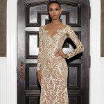 Beautiful Evening Dresses By Hamda Al Fahim