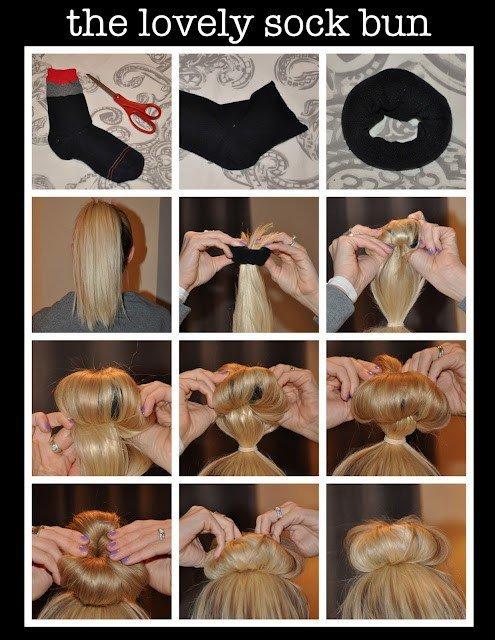 9 Schritt für Schritt Schöne Frisuren