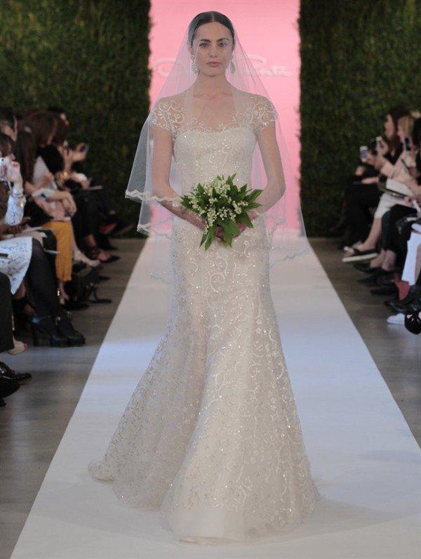 Wedding Collection Oscar de la Renta