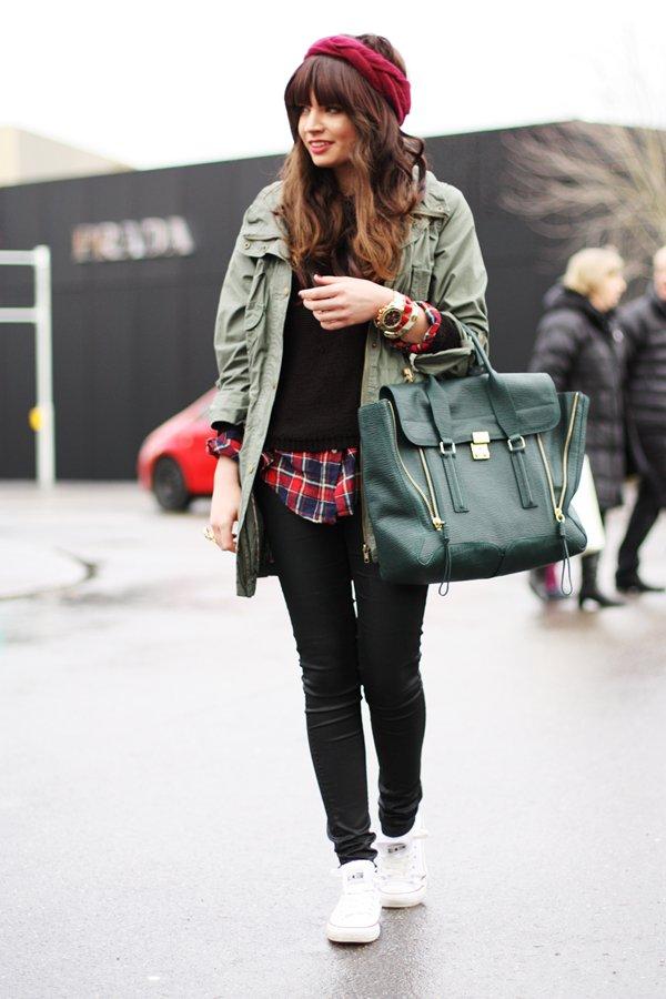 Plaid   Fashion Trend This Autumn