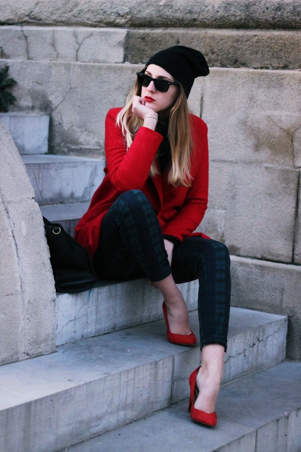 Red Color   Trend This Autumn