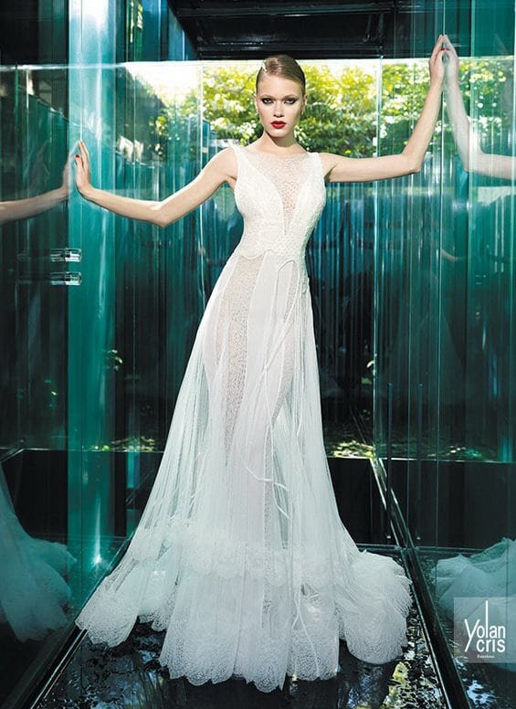 Delicate bridal fairy tale by \