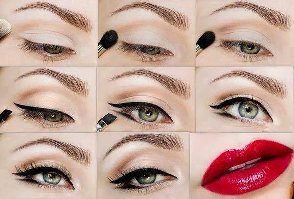Pretty Makeup Ideas You Can Easily Try
