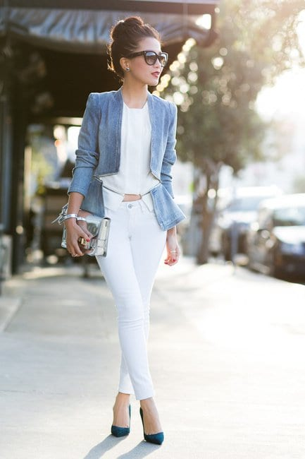 5ac7ca8e6e1 20 Fashionable and Classy Outfits For Work