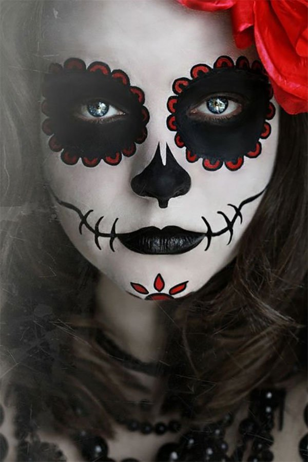 Stunning MakeUp Ideas For Halloween