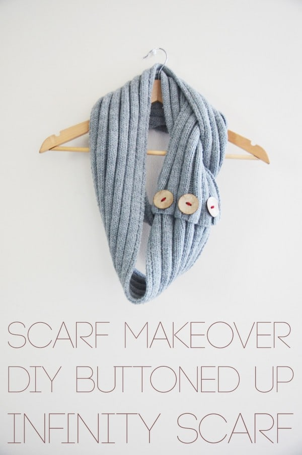 12 Quick And Easy DIY Ideas For Make A Fashionable Scarves