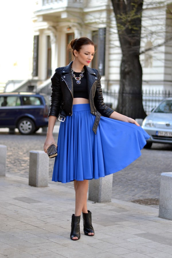 Midi Skirts Most Popular Trend This Fall