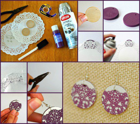 Quick Step by Step Tutorials How To Make Gorgeous Earrings