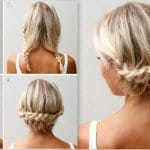 Awesome Tip: How To Make Frozen Elsas Braid Hairstyle