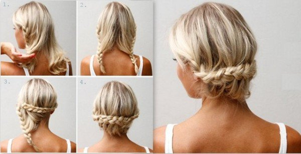 Cool 17 Easy Diy Tutorials For Glamorous And Cute Hairstyle Schematic Wiring Diagrams Phreekkolirunnerswayorg