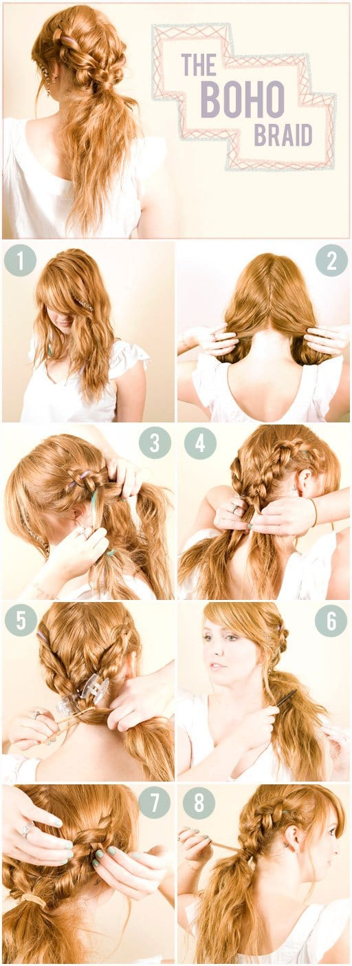 Do it yourself 10 braided hairstyles for a new romantic look do it yourself 10 braided hairstyles for a new romantic look solutioingenieria Choice Image