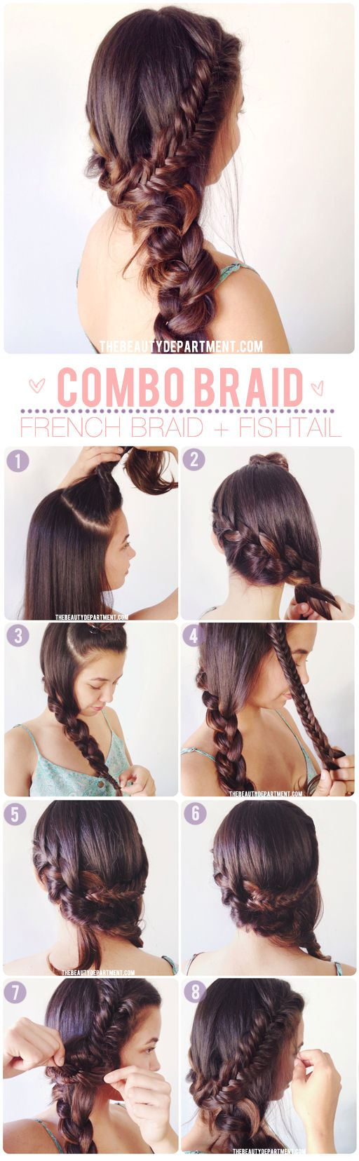 do it yourself - 10 braided hairstyles for a new romantic lookall