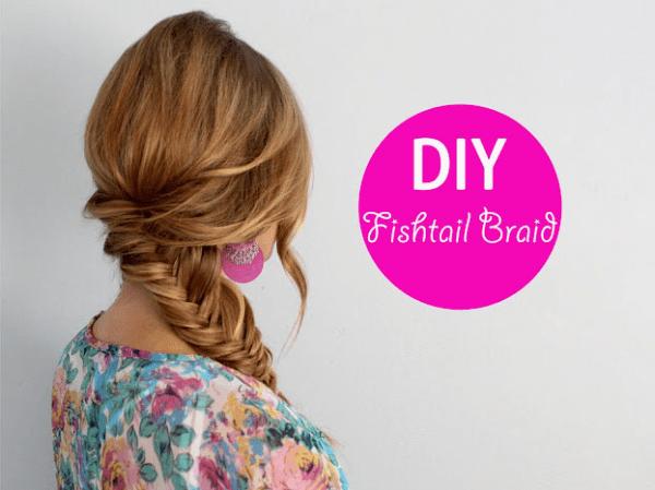 Machen Sie es selbst - 10 geflochtene Frisuren für einen neuen romantischen Look