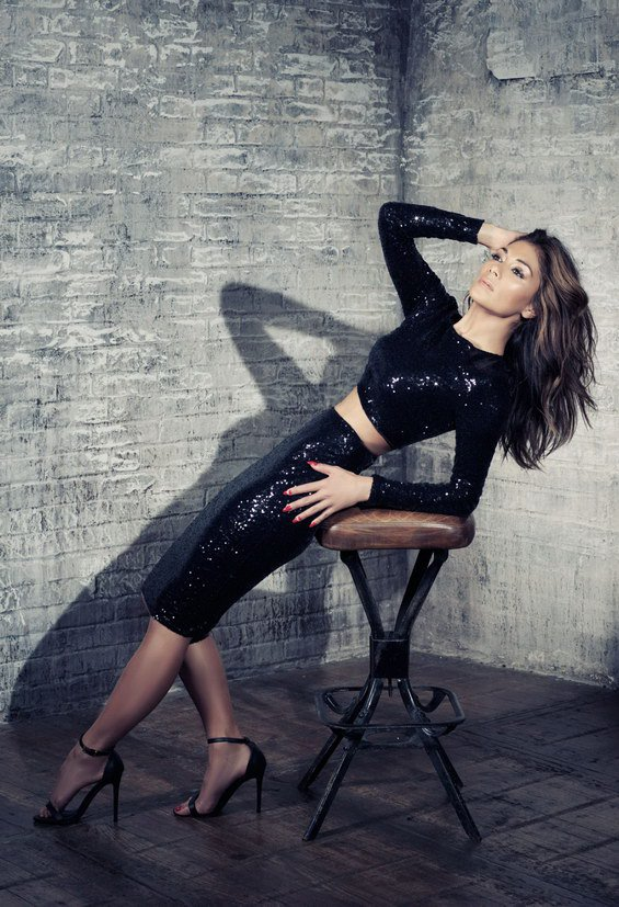 Nicole Scherzinger Sexy And Daring In Its Second Fashion Collection