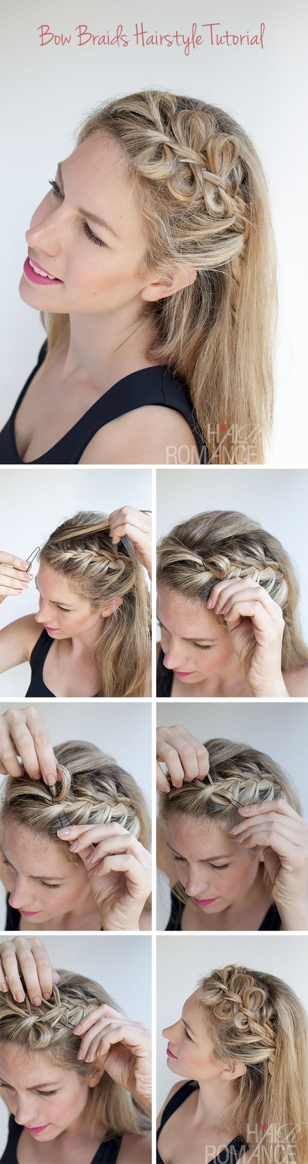 19 Fun Tutorials For Trendy Hairstyle