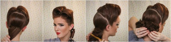 17 Easy DIY Tutorials For Glamorous and Cute Hairstyle
