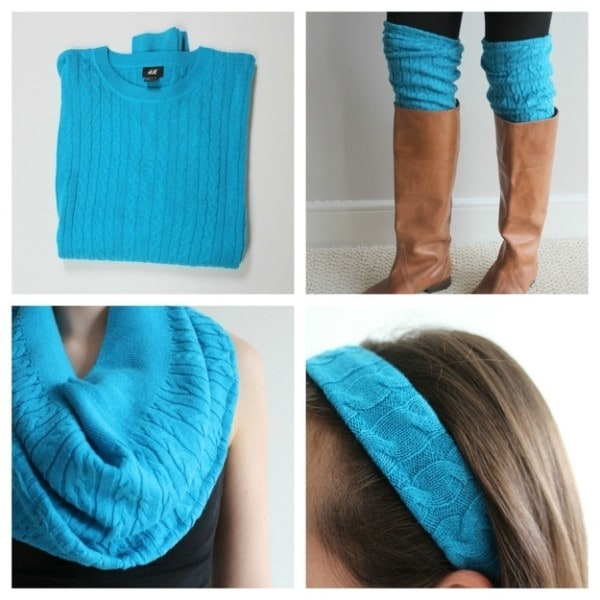 12 Winter DIY Ideas For Making Warm Fashion Accessories