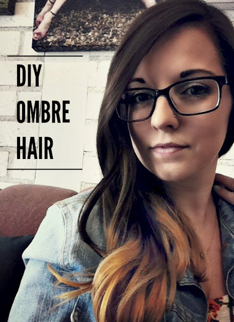 Best Way To Create Ombre Hairstyle   World Fashion Trend