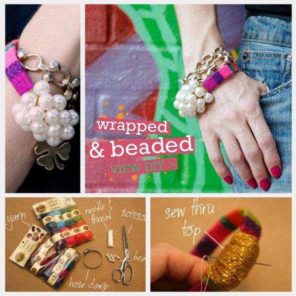 Useful Step by Step Ideas How To Create A Fashionable Bracelet