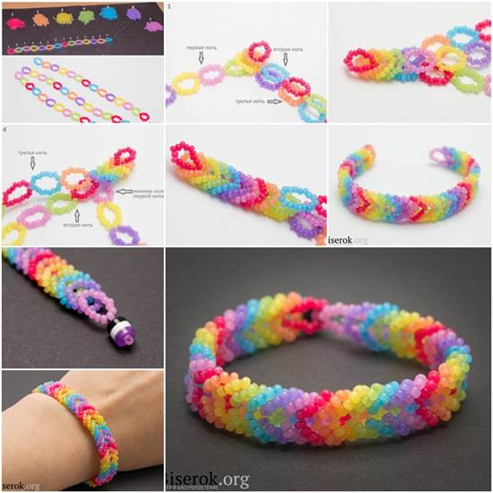 Useful Step By Step Ideas How To Create A Fashionable Bracelet