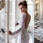 Exquisite Wedding Dresses By Berta Bridal F/W 2018