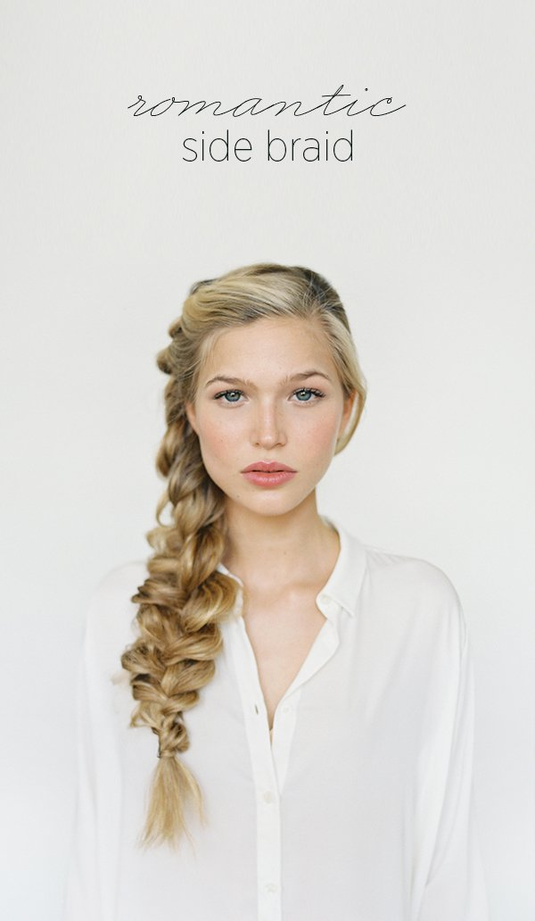 Surprisingly Easy DIY Hairstyles To Look Like a Real Fashionista