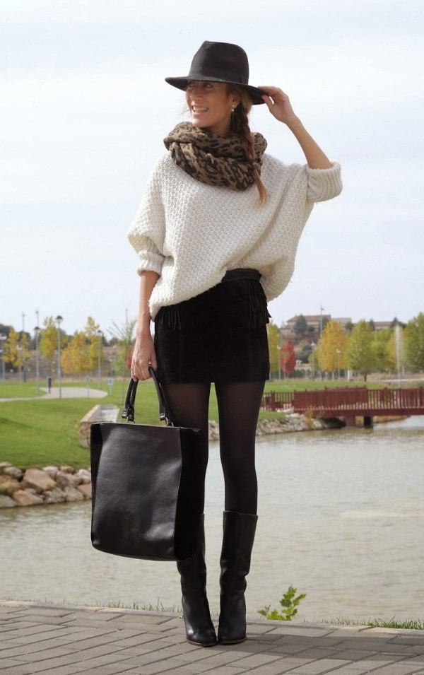 18 Fashion Combinations With Sweaters That Are Trend For This Season