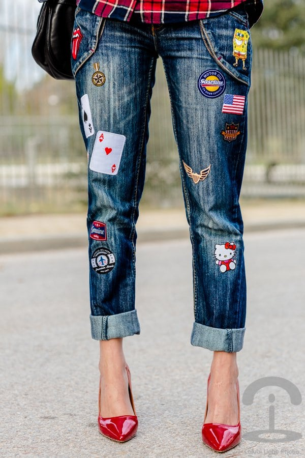 10 Super Creative DIY Tips For Your Old Jeans
