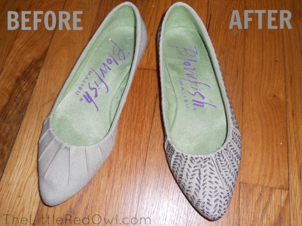 10 Impressive DIY Tips To Make Your Old Ballet Shoes Fashionable Like New