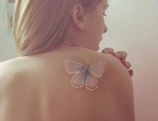 14 Creative Unusual White Tattoo Designs That Will Inspire You