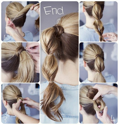 15 Spectacular DIY Hairstyle Ideas For A Busy Morning Made