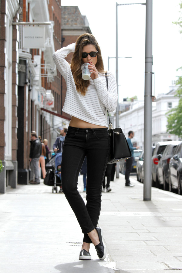 18 Casual Street Style Combinations For Your Next Going Out
