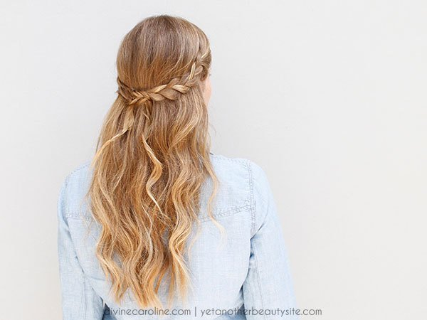 16 Remarkable DIY Hairstyle Tutorials That Are Ready For Less Than 2 Minutes