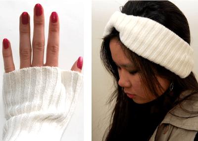 14 Winter DIY Fashion Hacks That Will Make You Warmer