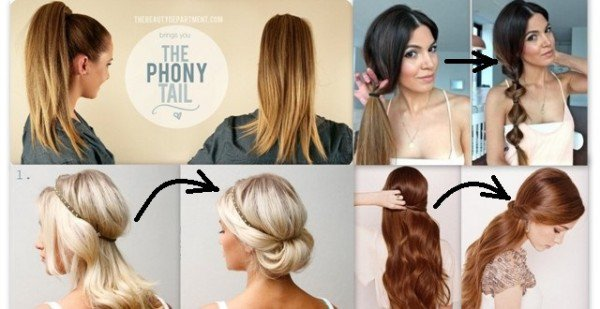 14 Simple And Easy Lazy Girl Hairstyle Tips That Are Done ...