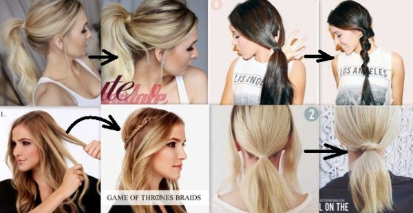 Phenomenal 19 Lazy Girls Hairstyle Diy Ideas For All Busy Mornings And Schematic Wiring Diagrams Amerangerunnerswayorg