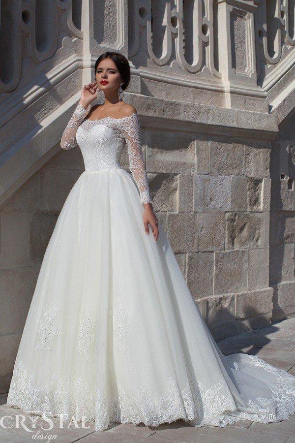 21 Breathtaking Wedding Dresses - Dream of Every Woman