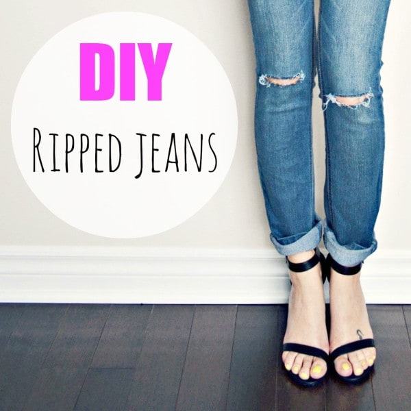 14 Impressive Jeans Renew Hacks That Will Keep You Always In Trend