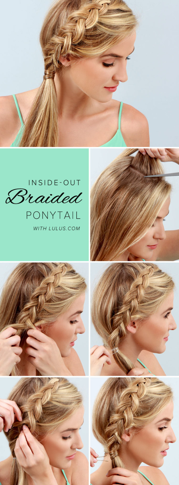 19 lazy girls hairstyle diy ideas for all busy mornings and