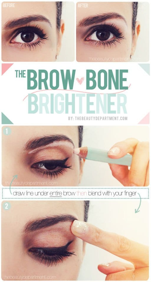 19 Cool Yet Ingenious Makeup Tips That You Wish To Know Sooner