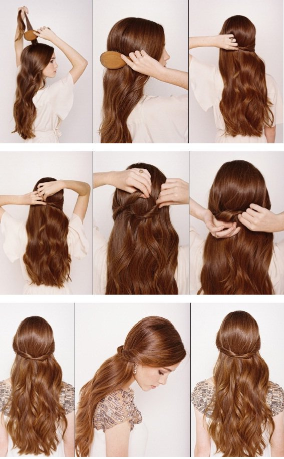 14 Simple And Easy Lazy Girl Hairstyle Tips That Are Done