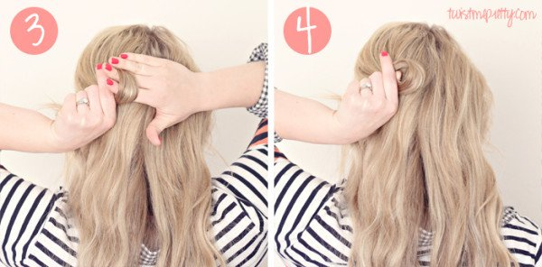 14 Simple And Easy Lazy Girl Hairstyle Tips That Are Done For Less Than 2 minutes