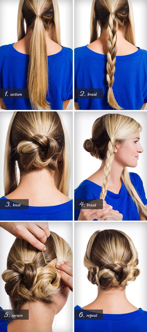 14 Cute And Easy Ways To Create Awesome Hairstyle For Less