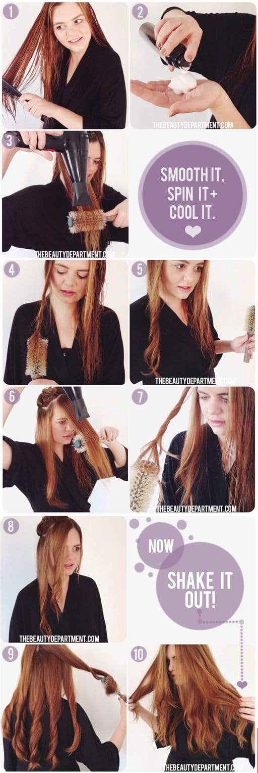 14 Easy And Simple Tips To Care And Style Your Hair And Save Money And Time